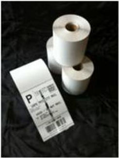 Custom plain paper, direct thermal and polypropylene labels.