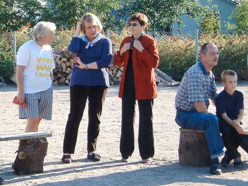 Elojuhla Anttilanmäellä 2001