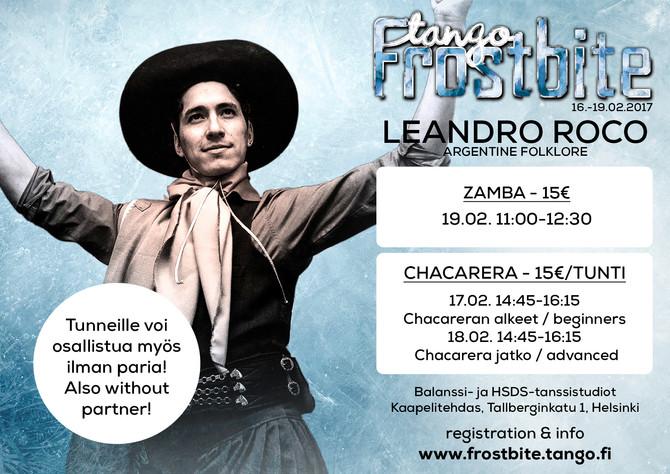 Argentine Folklore: Chacarera & Zamba!