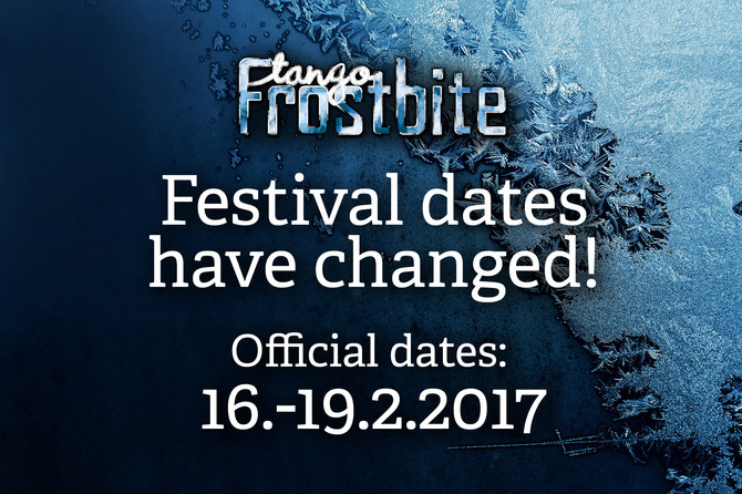 Attention: New festival dates! 16.-19.02.2017