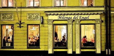 Argentiinalainen Tango Helsinki