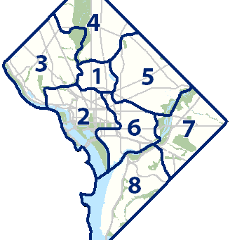 Ward 6 Redistricting Hearing - Wednesday, November 3