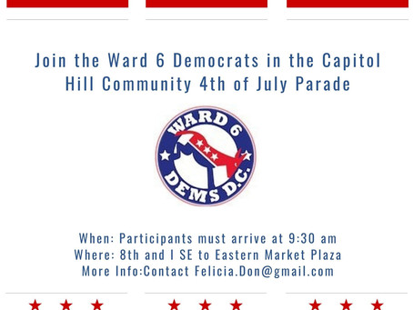 Capitol Hill Community 4th of July Parade