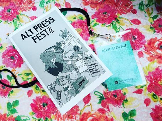 Alt Press Fest 2018