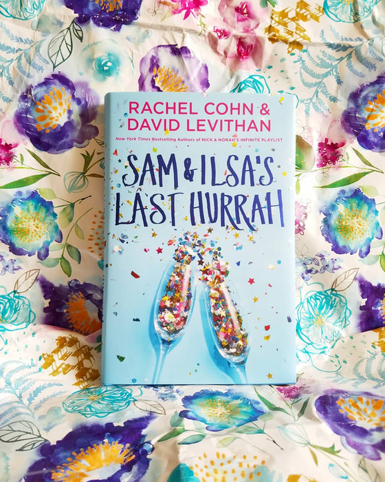 Book Review for 'Sam and Ilsa's Last Hurrah.'