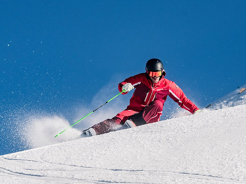GOLD PACKAGE - 2 Coachings - 1 Ski - 1 Bild