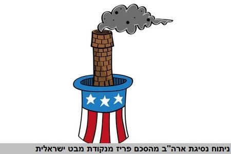 """ניתוח נסיגת ארה""""ב מהסכם פריז מנקודת מבט ישראלית"""