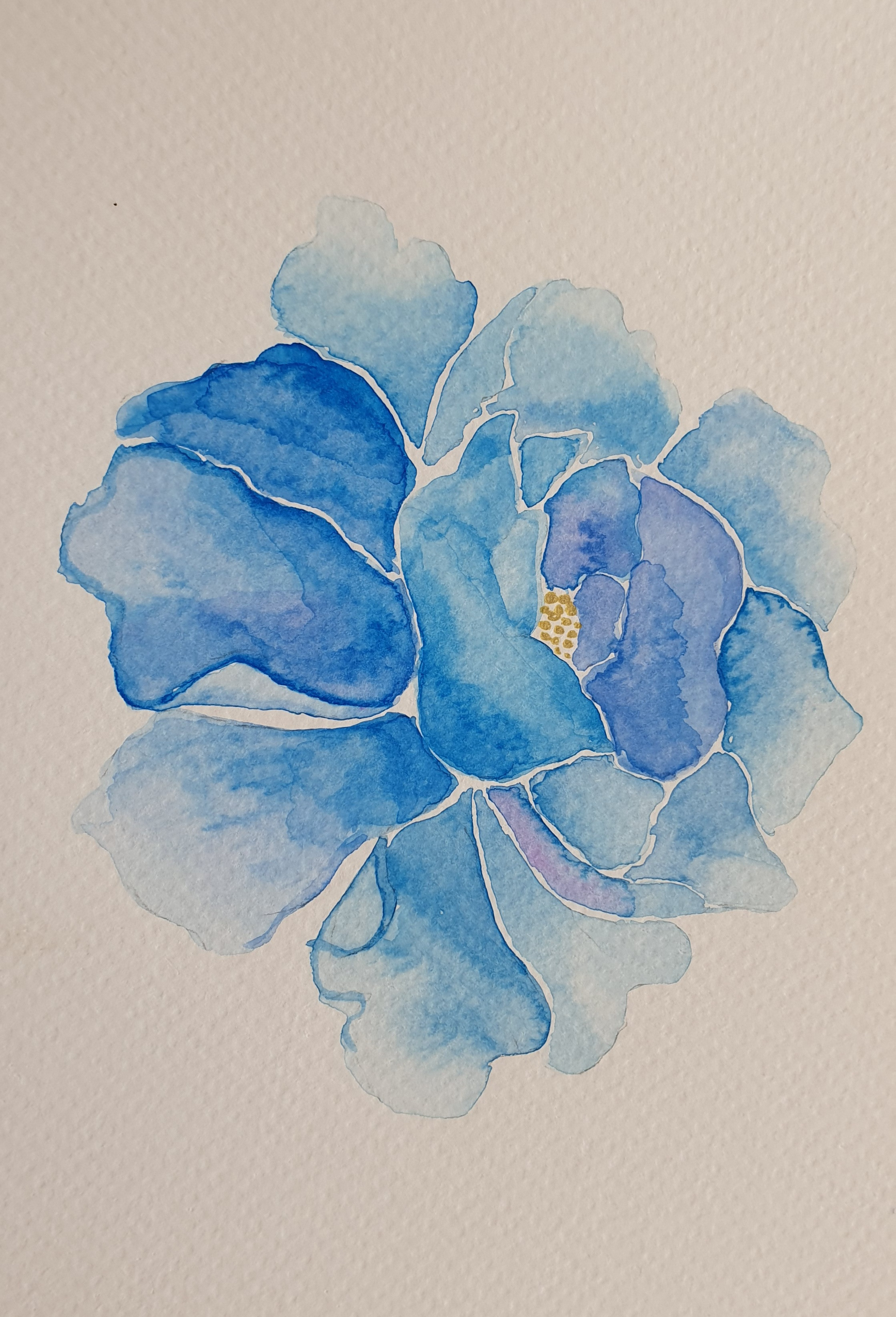 Kezdő akvarellfestő workshop 09.21. 17h