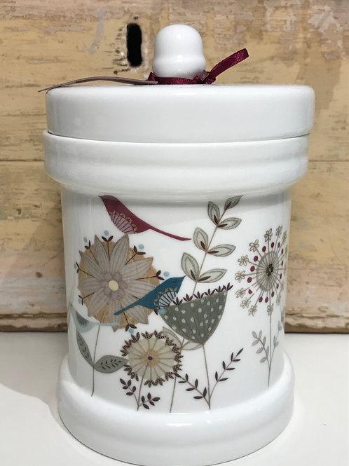 """""""Summer Dreams"""" Storage Jar"""