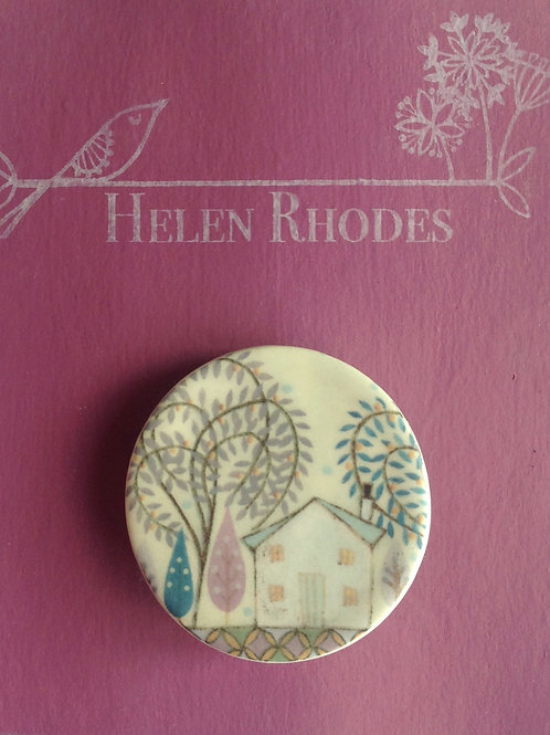 """The Road Home"" Brooch"