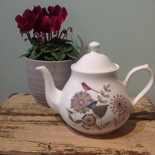 """""""Summer Dreams"""" 4 cup Teapot"""