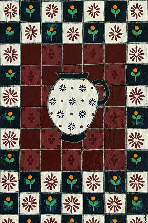 """""""Tiles and Mug"""""""