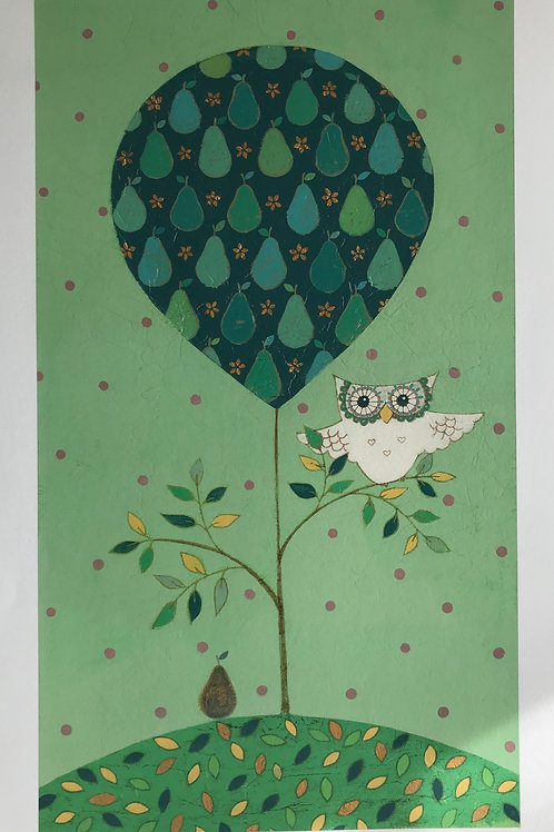 """""""The Sweetest Pear"""" print"""