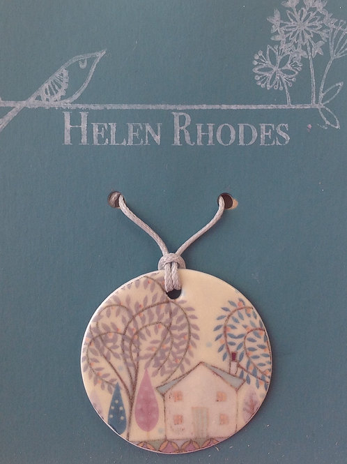"""The Road Home"" Pendant"