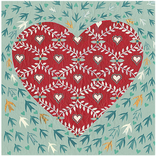 """""""Surrounded by Love"""" Limited edition giclee print"""