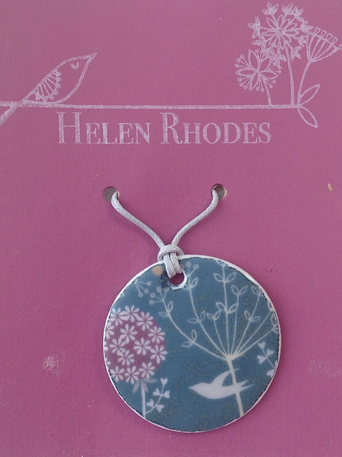 Let Them Fly Pendant
