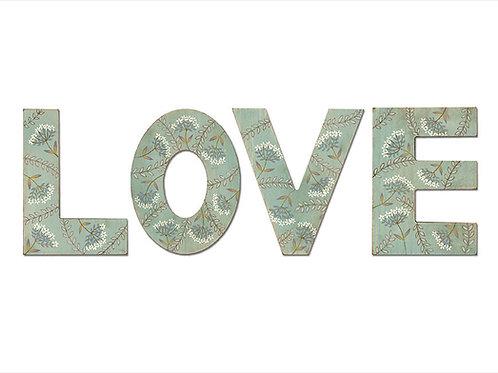 """LOVE"" Print"