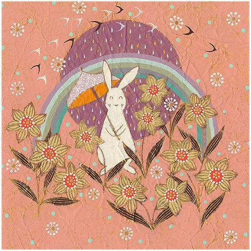 """""""Rainbow Dreams"""" card"""
