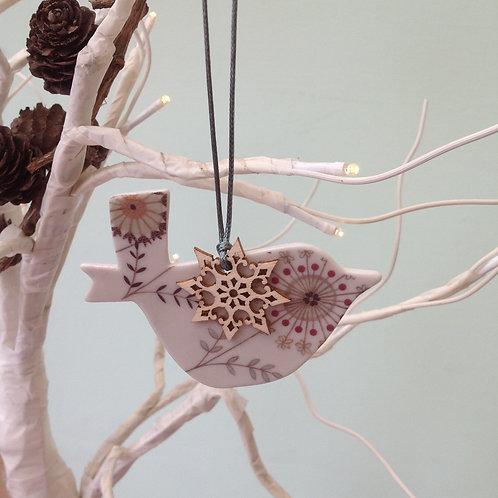 Porcelain Bird No.5
