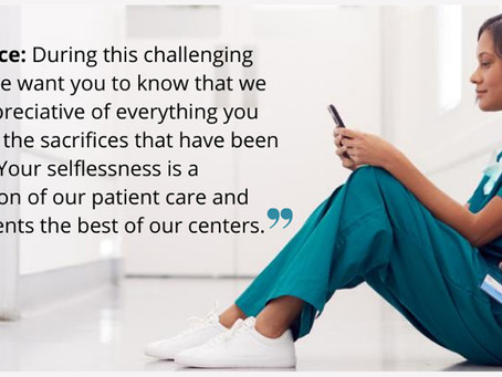 New Mexico Health System Uses Dialog Health Texting for Staff Updates and Support