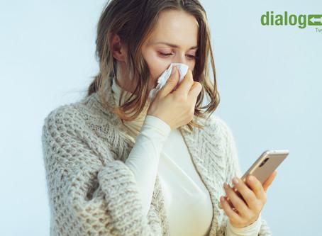 Critical Coronavirus Text Communications for Healthcare Facilities