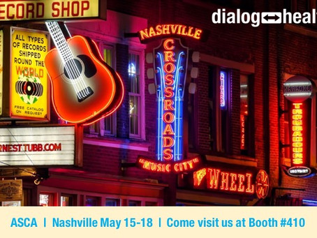 Let's talk about TEXT Nashville.  See you at ASCA!