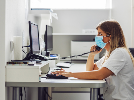How Texting is Helping Providers Manage Surge in Outbound Call Volume