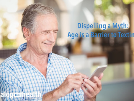 Dispelling a Myth: Age is a Barrier to Texting