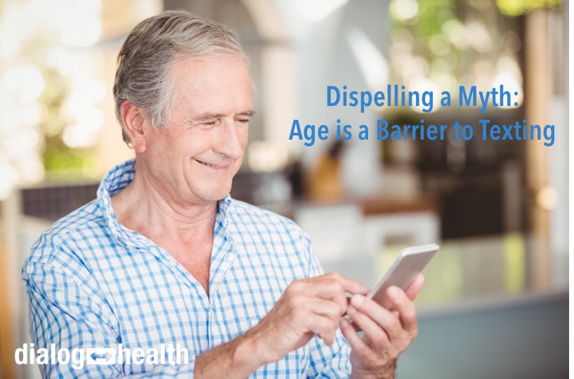 Dispelling Myth: Age is a Barrier to Texting