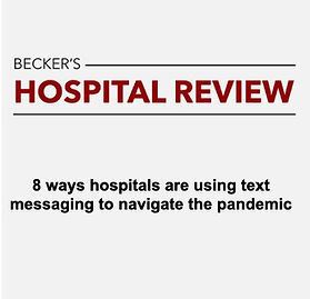 Becker's Hospital Review - Dialog Health