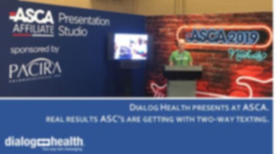 ASCA presentation affiliate studio 2019