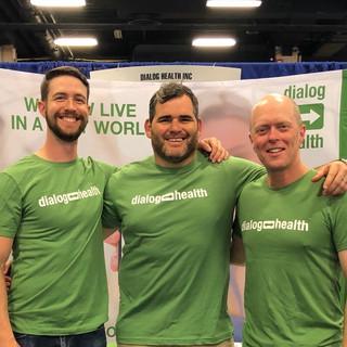 Spencer, Sean, Brandon ASCA tradeshow pr