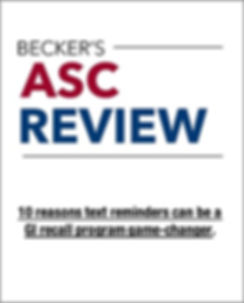 Dialog Health featured in Becker's ASC P
