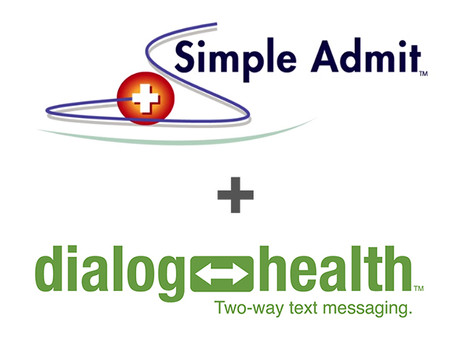 Simple Admit and Dialog Health Announce Strategic Partnership