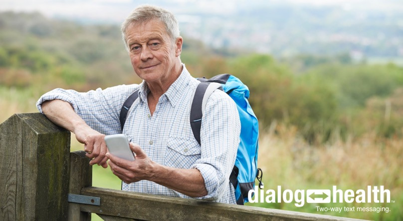 Dialog Health Two-way Texting Solution for all ages.