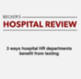 Becker's hospital review features Dialog