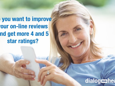 Two-way texting improves on-line reputation. Get more 4 & 5 star reviews.