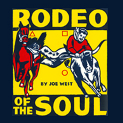 Joe West: Rodeo of the Soul-COMPACT DISC