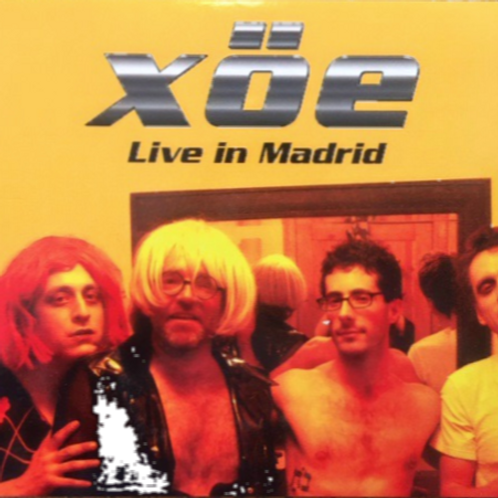 Xoe Fitzgerald:Live in Madrid-COMPACT DISC