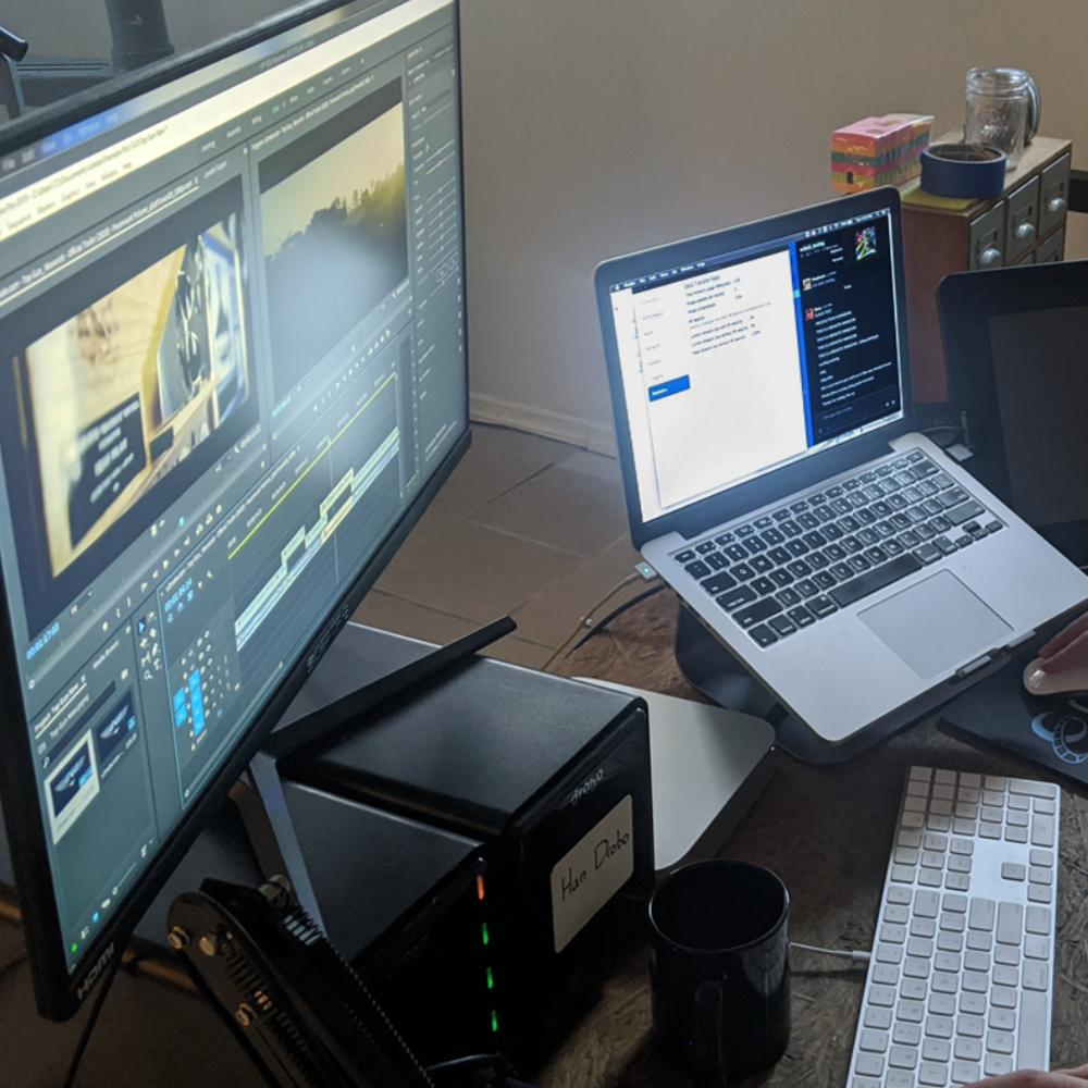 Remote Editing Demo