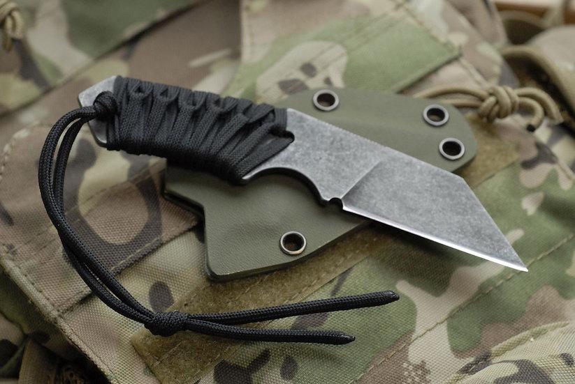 TAC-LW - Paracord Neck knife