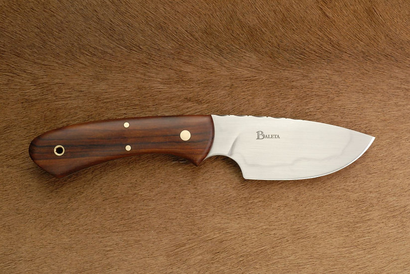 The 'Hemmingway' Skinner - Cocobolo with Harmon
