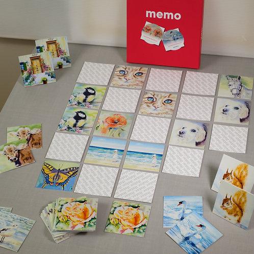 Memo-Spiel 48-teilig