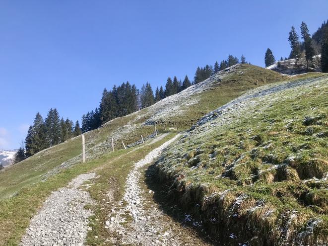 Wanderung Marbachegg 4 Std.