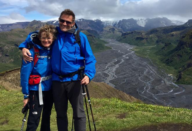 Aussichtsberg Valahnùkur 465 m