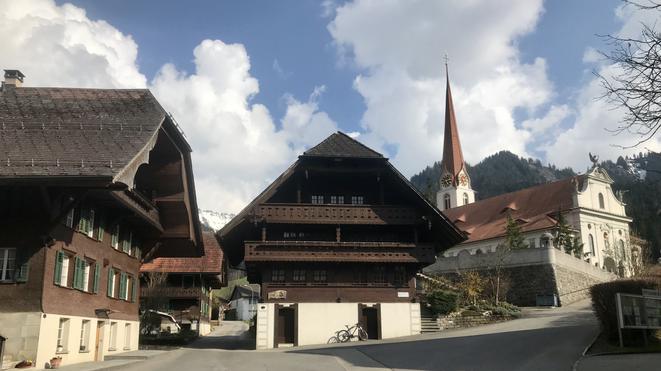 Übernachtung in Marbach