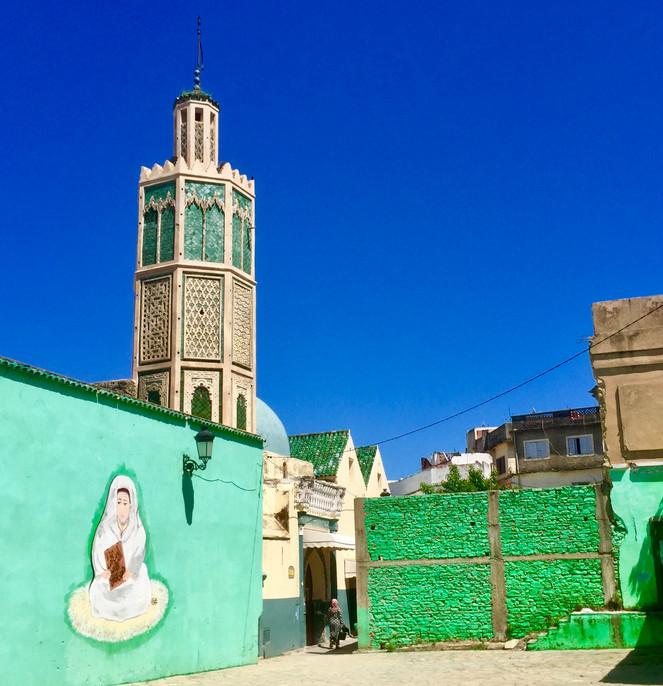 Ouezzane - die grüne Stadt