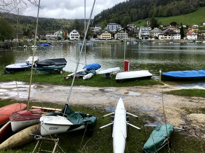Le Port am Lac de Joux