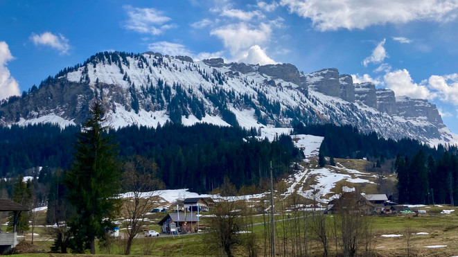 Innereriz Gasthof Schneehas mit Wohnmobildinner