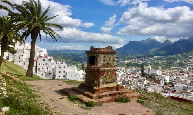 Tétouan - die spanische Stadt